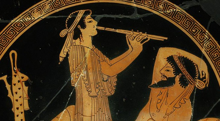 È stato scoperto come suonava  la musica nell'antica Grecia: ascoltarla vi farà fare un viaggio nel tempo