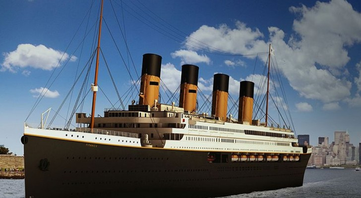 Il Titanic II salperà di nuovo nel 2022 e ripercorrerà il tragitto originale