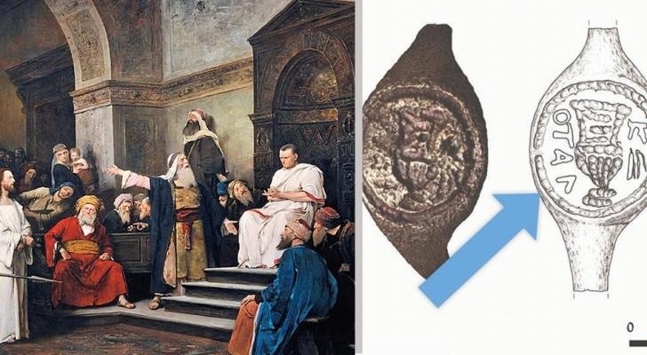 È stato decifrato un anello scoperto a Betlemme: riporta la scritta