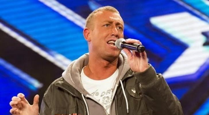Chris brauchte fünf Jahre, um sich für X-Factor UK zu bewerben, aber seht selbst...