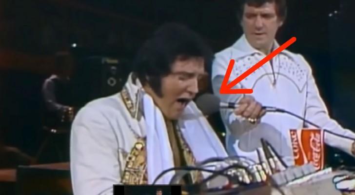 La nouvelle vidéo inédite de Elvis Presley fait le tour du monde: par ici le talent!