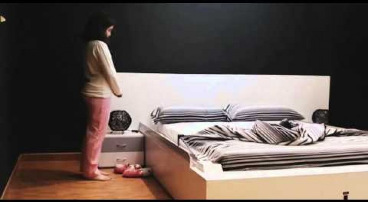 Agora você não precisa arrumar a cama todos os dias: chegou a cama inteligente!