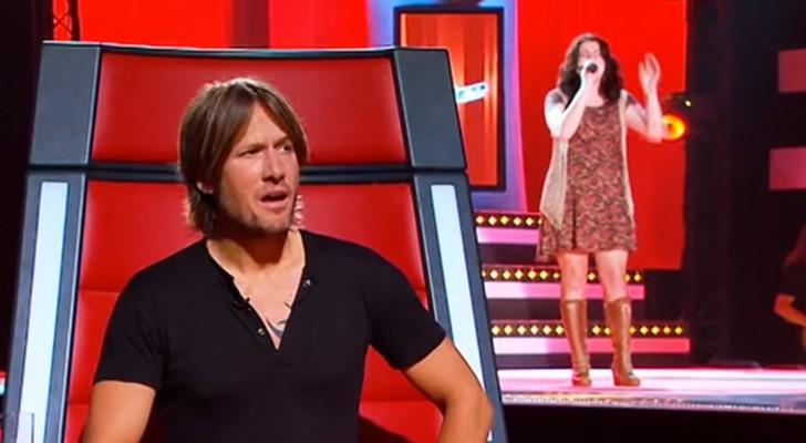 Bastam poucos segundos para entender que é uma das vozes mais bonitas que já esteve no The Voice Australia