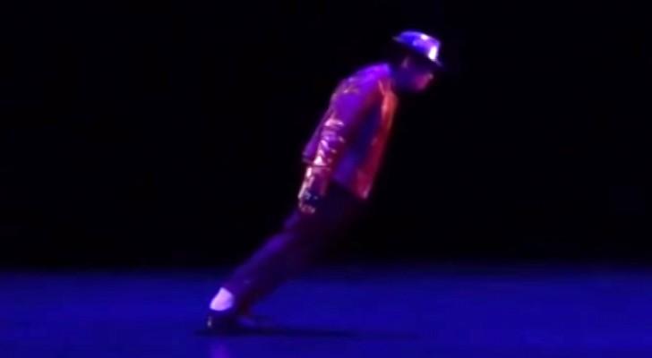 El magnifico tributo a Michael Jackson de un bailarino casi deshumano