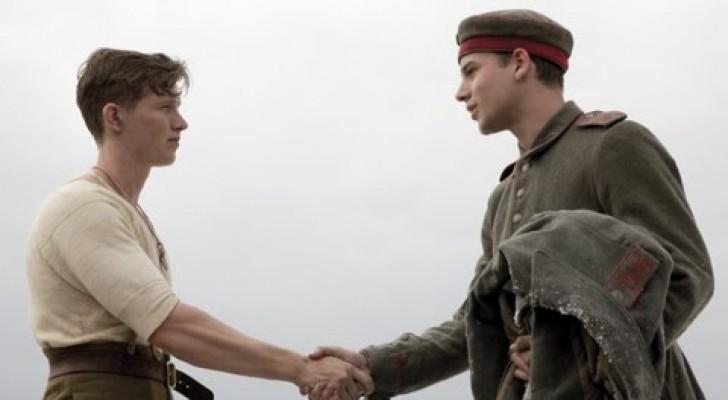 Weihnachten in den Schützengräben des 1. Weltkrieges: Ein meisterhafte Spot mit realem Hintergrund
