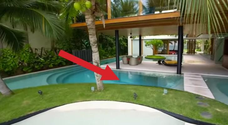 Descubre el SECRETO escondido bajo esta casa de millones de dolares. Una locura!
