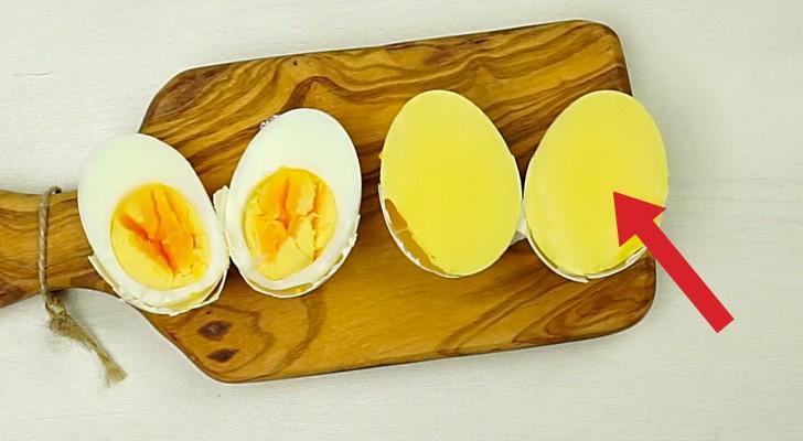 Alla prossima cena, STUPITE tutti con queste uova sode uniche nel loro genere!