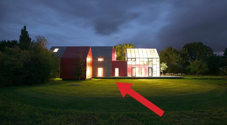 Dit is niet alleen een prachtig landhuis, achter deze muren gaat een technologisch geheim schuil!