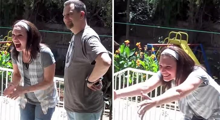 Um casal adota duas crianças: veja o emocionante momento do encontro entre eles!