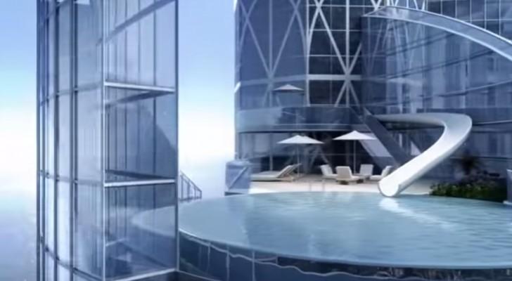 Dit is het de meest luxueuze en duurste appartement ter wereld... Je zult je ogen niet geloven!