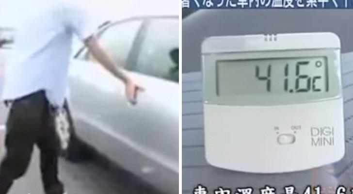 Vous allez adorer cette méthode chinoise pour REFROIDIR l'intérieur de la voiture