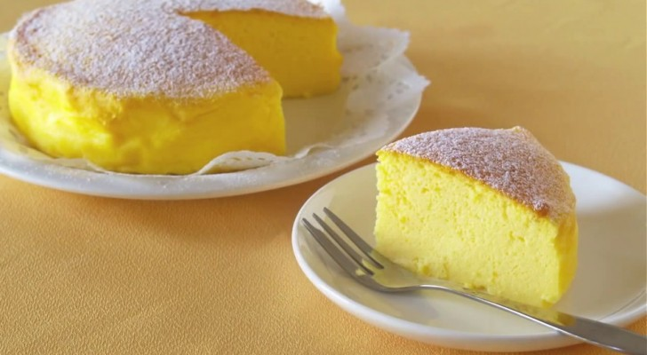 Did you know you can prepare a fabulous CHEESECAKE with only 3 INGREDIENTS ?... Wow!