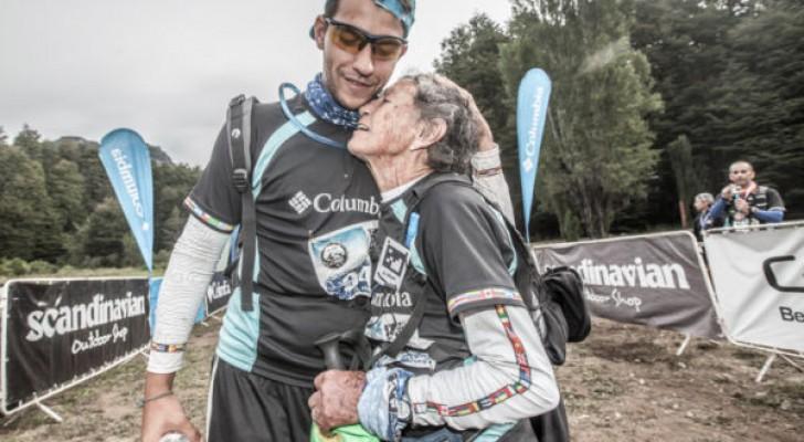 Vi presentiamo Elisa, la nonna che ha attraversato le Ande correndo. Due volte.