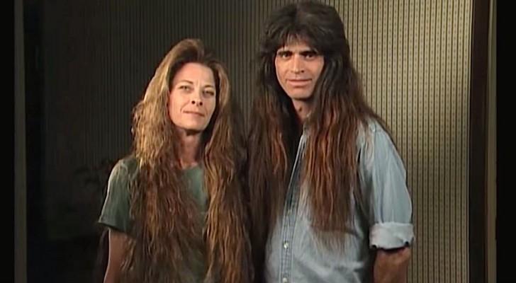 Ze zijn sinds 1985 niet meer naar de kapper geweest: hun transformatie doet ze versteld staan!