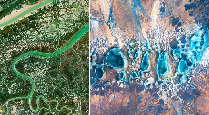 La terra vista dal satellite: una selezione delle immagini più sbalorditive di Google Earth