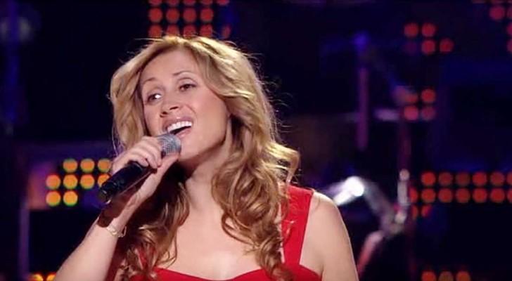 Haar stem is engelachtig, maar als hij bijvalt, ontstaat er een krachtig duet