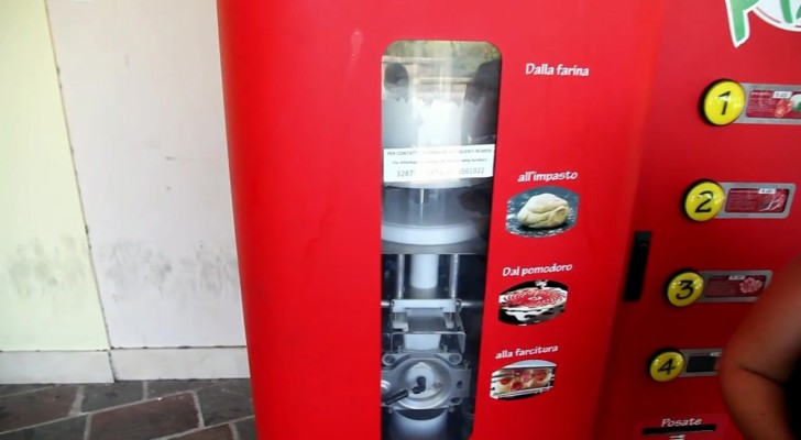Quando você ver o que vende este distribuidor automático você vai querer um em casa