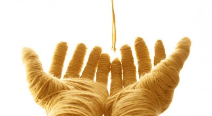 L'emozionante corto che ci racconta la vita e la morte attraverso un semplice filo di lana