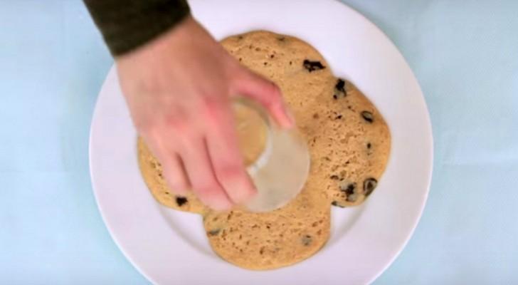 Faz biscoitos em menos de 3 minutos! A sua receita é incrível!