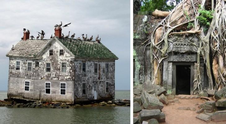 Einige der schönsten und geheimnisvollsten verlassenen Orte der Welt