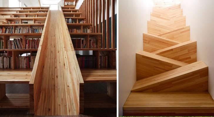 Diese Treppen sind total bescheuert und man will sie unbedingt erklimmen!