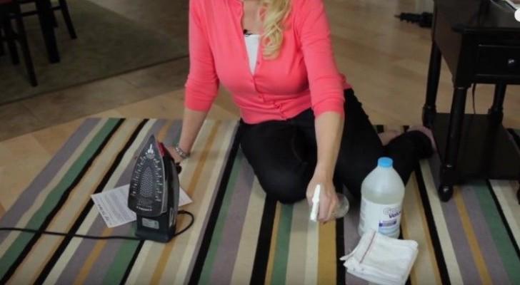 Stoomreiniger Voor Tapijt : Zo verwijder je vlekken uit je tapijt zonder gebruik te maken van