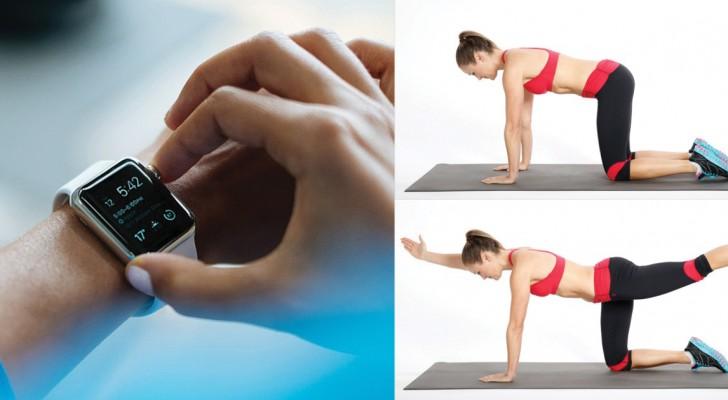 7 semplici esercizi che trasformeranno il vostro corpo in sole 4 settimane