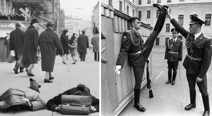 32 Spontane En Zeldzame Foto's Die Een Belangrijk Stukje Geschiedenis Vertellen