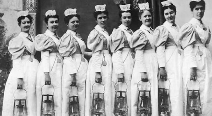 Voici ce que cela signifie être infirmière en 1800