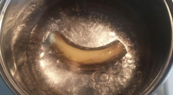Faire bouillir une banane: la façon la plus rapide, simple et naturelle pour se débarrasser de l'insomnie