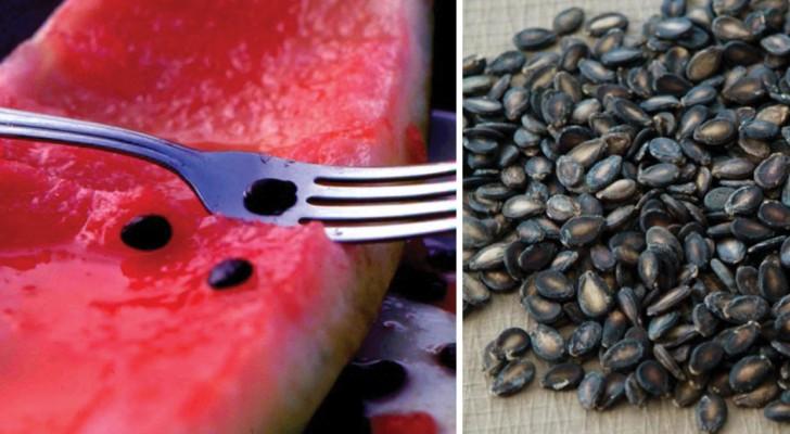 Sei solito gettare via i semi del cocomero? Forse non conosci le loro incredibili proprietà