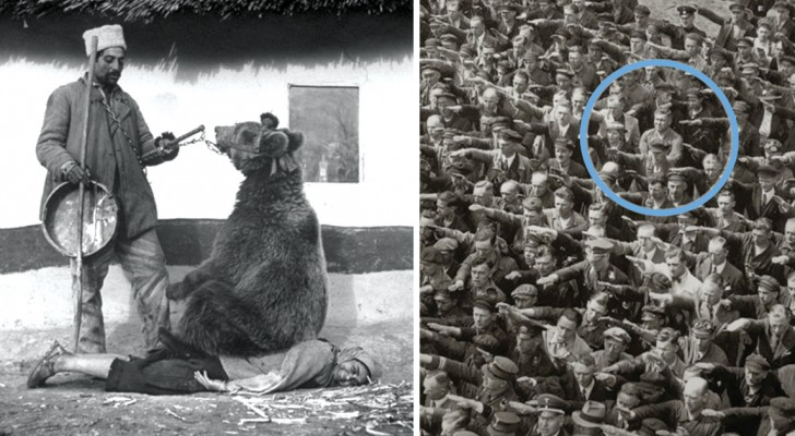 27 faszinierende Fotografien, die uns die Vergangenheit mit ganz anderen Augen sehen lässt