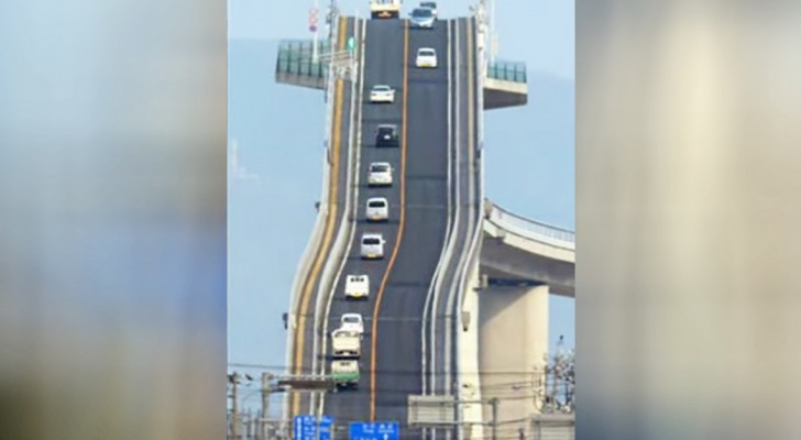 Esta ponte aterroriza até os motoristas mais corajosos! Veja o que significa percorrê-la!