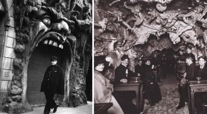 Concedetevi un tour nel locale di Parigi in cui l'horror incontrava la sensualità