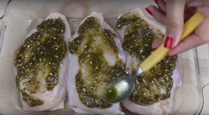 Pollo al forno all'italiana: una ricetta facile e dal gusto unico