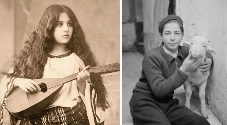 Ecco come apparivano i giovani di tutto il mondo un centinaio di anni fa