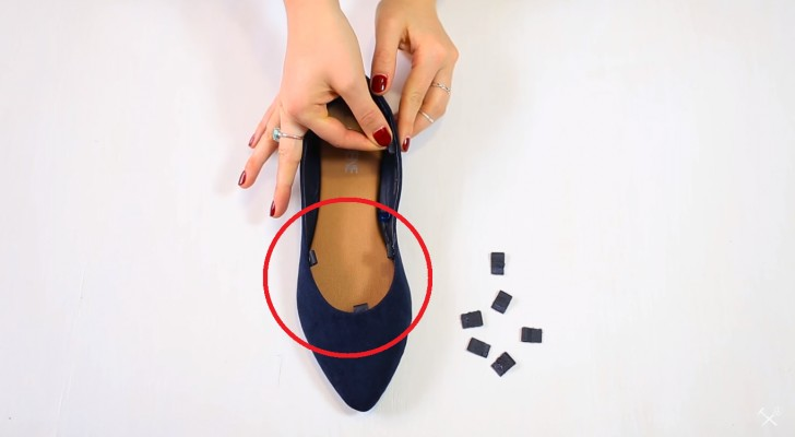 Glue buttonholes on shoes  --- and completely restyle them!