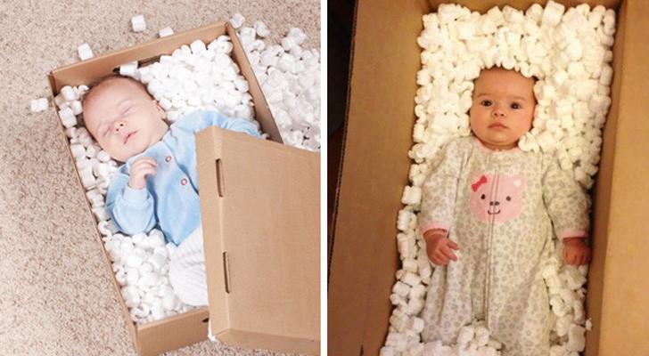 Voici ce qui arrive quand les parents essaient de reproduire les photos de magazine...