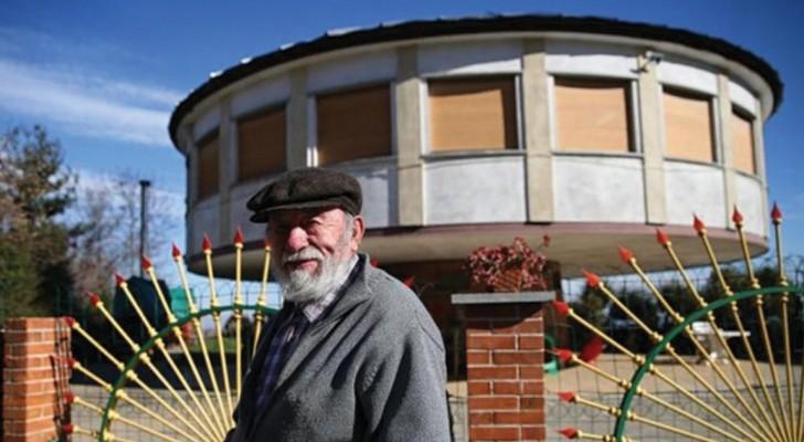 Un jubilado se construye una casa rodante: aqui esta su proyecto genial para estar siempre al sol