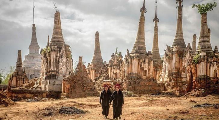 Ontdek dit kleine boeddhistische verborgen juweeltje in het midden van de jungle