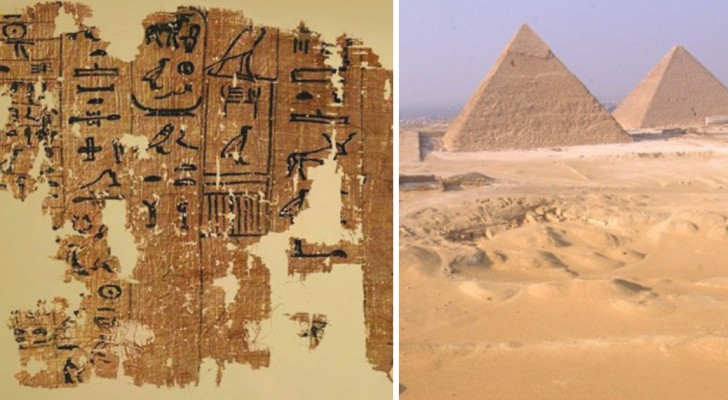 La costruzione della piramide di Cheope: un papiro di 4500 anni fa la racconta giorno per giorno