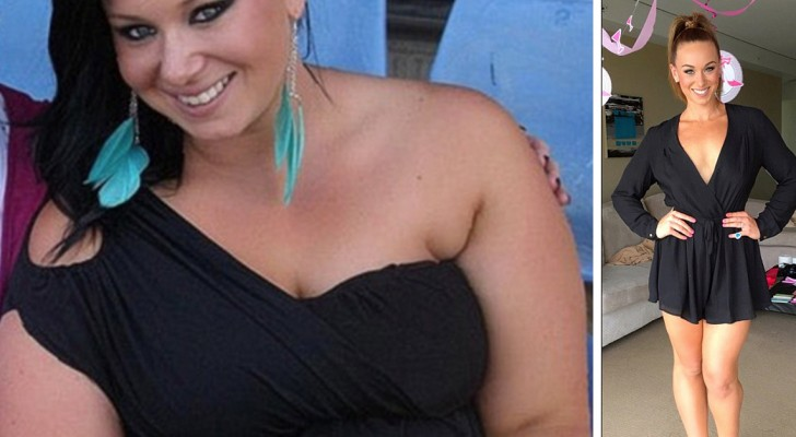 Look at one woman's successful weight loss program!
