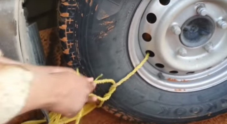 How to get your car unstuck from sand --- In the desert!