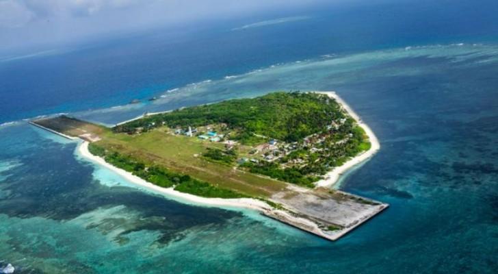 China contaminates and kills fish around Pagasa (Thitu) Island