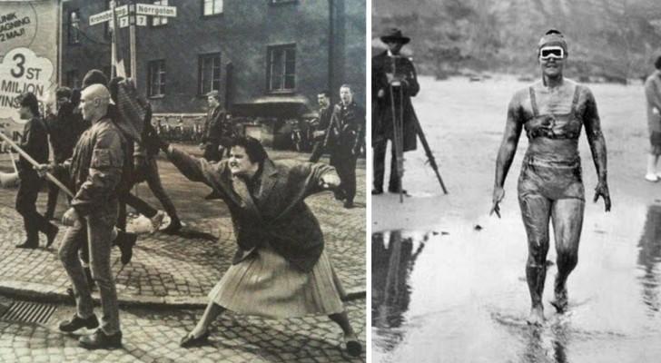25 mutige Frauen, die im kleinen Rahmen die Geschichte verändert haben