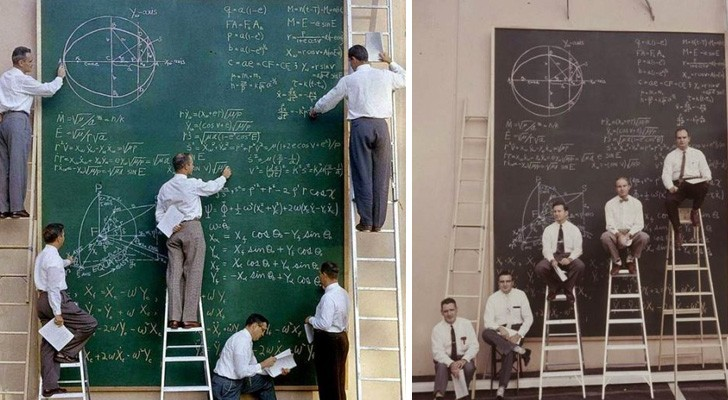 La Nasa senza calcolatrici: ecco come mandavano i razzi nello spazio nel 1961!