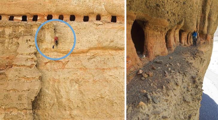 Le misteriose Caverne del cielo: gallerie quasi inaccessibili che custodiscono ancora molti segreti