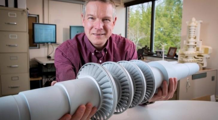 Des scientifiques conçoivent une nouvelle petite turbine capable de fournir de l'énergie à 10.000 foyers