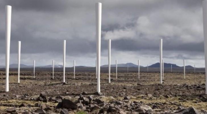 La turbina eolica del futuro? Produce energia elettrica ma non ha pale