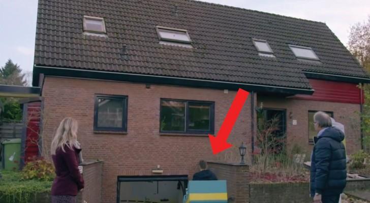 Sie wollen sich ein Haus ansehen, um es zu kaufen, aber die Besichtigung verläuft ganz anders!
